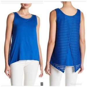 NEW TART COLLECTIONS Everly Layered Back Tank SM